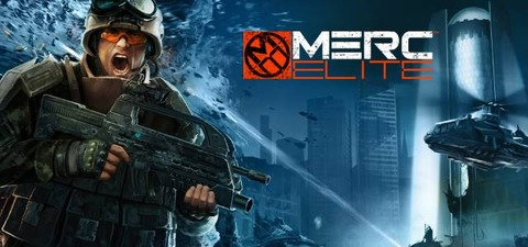 Merc Elite - Bigpoint annonce le développement de Merc Elite, son prochain MOBA