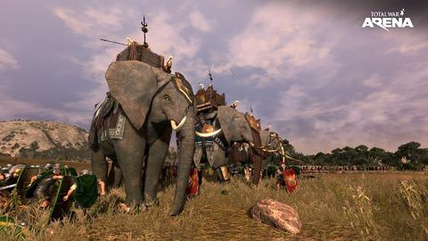 Total War Arena - Total War Arena en bêta ouverte le 22 février