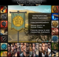 Game of Thrones Ascent inaugure ses luttes « Alliances vs. Alliances »