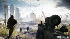 Capture d'écran de Battlefield 4