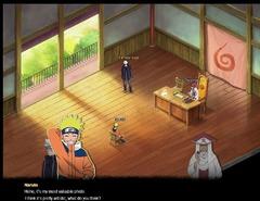 Naruto Online en version francophone en octobre
