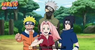 La version francophone de Naruto Online est disponible