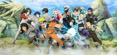 Naruto Online s'annonce en version occidentale