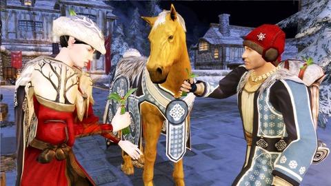 Le Gouffre de Helm - Concours : Un Noël Ogreske à Yule
