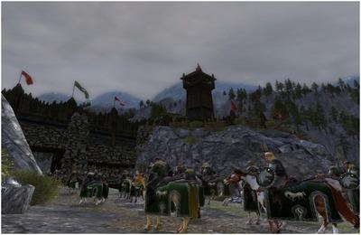 Journal des développeurs : La région ouest du Rohan