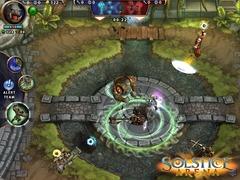 Le MOBA Solstice Arena finalement disponible sur PC