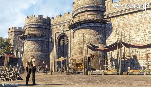 IMC Games dévoile les premières images de WolfKnights Online