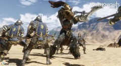 G-Star 2013 - WolfKnights Online illustre son gameplay et s'annonce en anglais