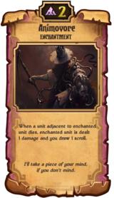 Scrolls dispose d'une nouvelle faction avec Decay