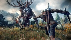 Mort permanente dans le mode « Dark » de The Witcher 3