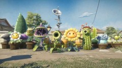 Electronic Arts annonce le très déjanté Plants vs Zombies - Garden Warfare