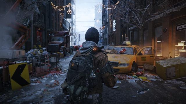 E3 2013 - Massive dévoile son jeu de rôle et de tir en-ligne The Division
