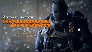 The Division « Survival » jouable sur les serveurs de tests