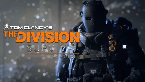 The Division - The Division « Survival » jouable sur les serveurs de tests