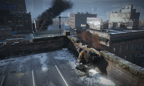 The Division s'illustre