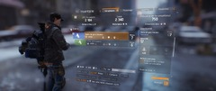 The Division (Bêta) - Inventaire - gants