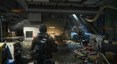 The Division - L'extension Survival retardée pour peaufiner le contenu de haut niveau de The Division