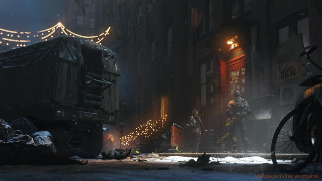 The Division, « un RPG avant tout »