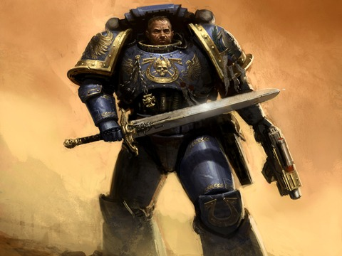 Warhammer 40 000 - Eternal Crusade - Présentation de la faction Space Marines de Warhammer 40.000