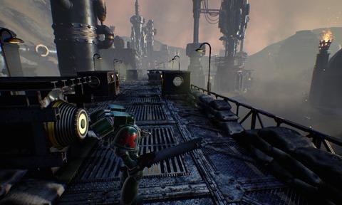 Warhammer 40 000 - Eternal Crusade - Warhammer 40 000: Eternal Crusade prépare son arrivée en accès anticipé sur Steam