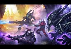 Quelle sous-faction pour les Eldars de Warhammer 40 000 Eternal Crusade ?