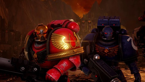 Warhammer 40 000 - Eternal Crusade - Warhammer 40 000 Eternal Crusade lance son accès anticipé sur Steam