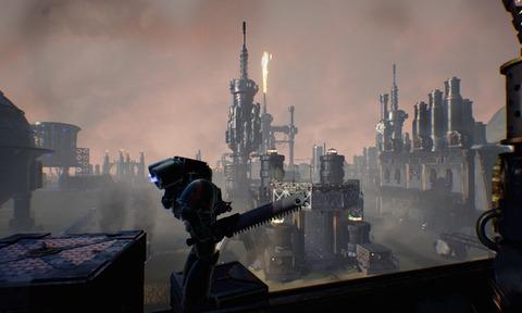Warhammer 40 000 - Eternal Crusade - Warhammer 40.000 - Eternal Crusade s'ouvrira à ses fondateurs cet été