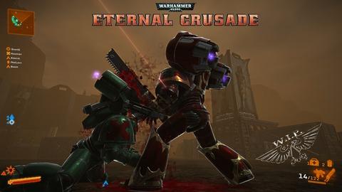 Warhammer 40 000 - Eternal Crusade - Coulisses du développement de Warhammer 40.000 - Eternal Crusade, la dernière ligne droite