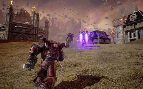 Warhammer 40 000 - Eternal Crusade - Vers une version d'essai pour Warhammer 40 000 - Eternal Crusade