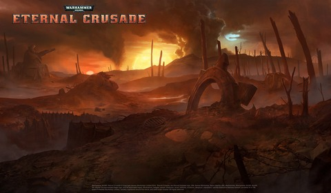 Warhammer 40 000 - Eternal Crusade - Une nouvelle bande-annonce pour planter le décor de Warhammer 40 000 - Eternal Crusade