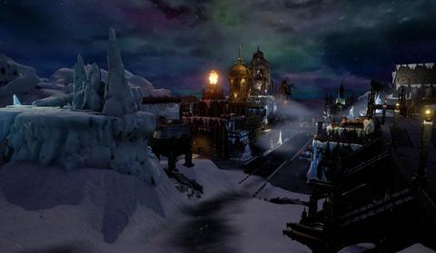 Warhammer 40 000 - Eternal Crusade - Pegasus Station, un nouveau théâtre d'affrontements pour Warhammer 40 000: Eternal Crusade