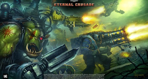 Warhammer 40 000 - Eternal Crusade - Les Orks et les Tyranids débarquent sur les serveurs de test d'Eternal Crusade
