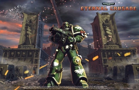 Warhammer 40 000 - Eternal Crusade - Personnaliser son avatar sur Warhammer 40.000 - Eternal Crusade
