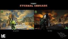 Warhammer 40.000 - Eternal Crusade illustre les progrès de son développement