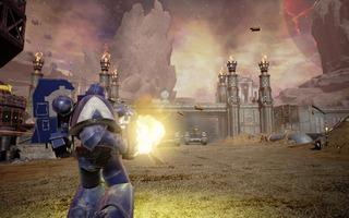 WAR40K - Eternal Crusade lance son édition gratuite « Free Carnage »
