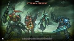 Eternal Crusade, phase 2 : les factions jouables et chapitres de War 40K