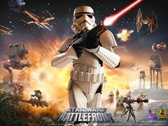 Star Wars Battlefront attendu fin 2015 et conçu pour durer