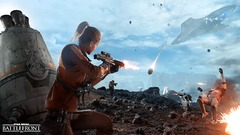 Premier aperçu du mode multijoueur « Zone de largage » de Star Wars Battlefront