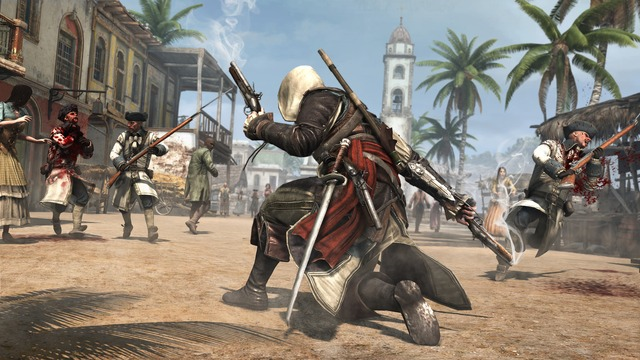Image d'Assassin's Creed IV
