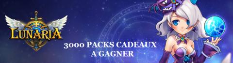À gagner : 3000 « packs cadeaux » pour bien (re)débuter dans Lunaria