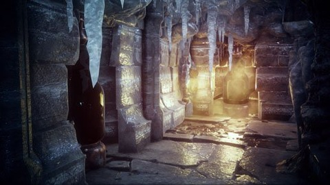 Deep Down - Deep Down s'illustre en images