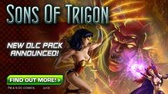 Accès Anticipé commencé du DLC 8: Les Fils de Trigon