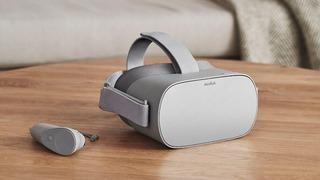 Oculus VR dévoile son casque 3D autonome, l'Oculus Go