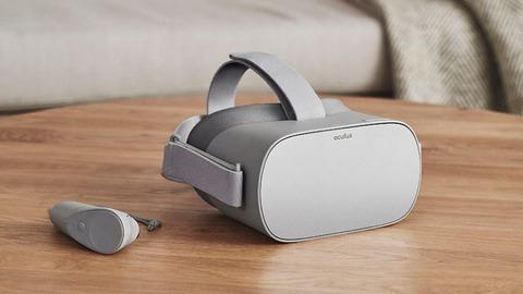Oculus VR - Oculus VR dévoile son casque 3D autonome, l'Oculus Go