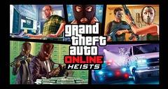 GTA Online détaille son système de braquages multijoueurs
