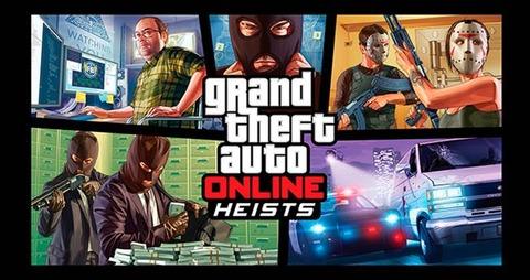 Grand Theft Auto Online - GTA Online détaille son système de braquages multijoueurs