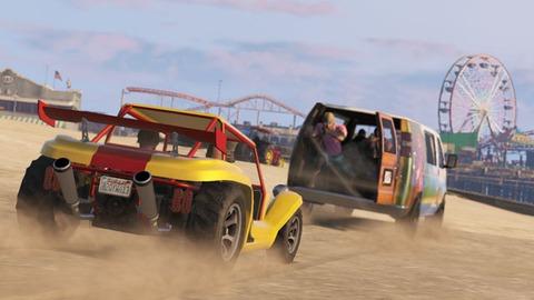 Grand Theft Auto Online - Le « début de la première partie » de l'éditeur de contenu de GTA Online cet automne