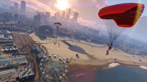 Grand Theft Auto Online - GTA Online se met à jour avec Bleach Bum