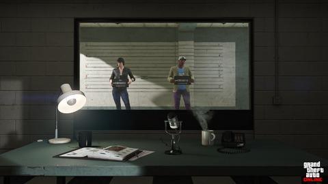 Grand Theft Auto Online - Des braquages attendus pour Grand Theft Auto Online