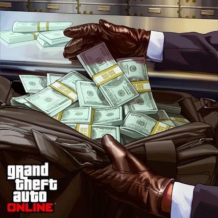 Grand Theft Auto Online - 500 000 GTA$ par joueur pour compenser les pertes de personnages de GTA Online